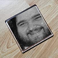 JORGE GARCIA - オリジナルアートコースター #js008