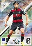 パニーニフットボールリーグ/第10弾/PFL10-084/ドイツ代表/ST+/サミ・ケディラ