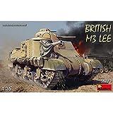 ミニアート 1/35 イギリス軍 M3 LEE. プラモデル MA35270