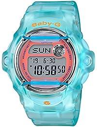 [カシオ] 腕時計 ベビージー BG-169R-2CJF レディース ブルー