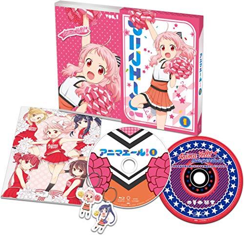 【Amazon.co.jp限定】アニマエール!  Vol.1(全巻購入特典:描きおろし全巻収納BOX) [Blu-ray]