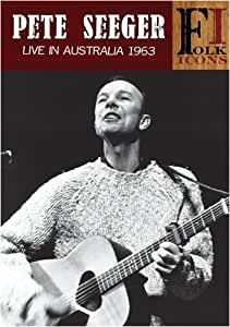 Live in Australia 1963 [DVD] [Import]