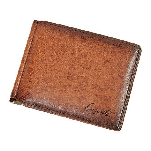 マネークリップ G3(ジースリー) va-5209-ao 折財布 No.5209 ブラウン(Brown)