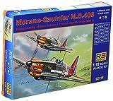 RSモデル 1/72 モラーヌ ソルニエ MS.406 ビシー政府軍/ 1/72 ドイツ/フィンランド空軍 「92114」 プラモデル