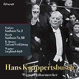ブラームス : 交響曲 第3番 ヘ長調 / ハンス・クナッパーツブッシュ (Brahms : Symphony No.3 / Hans Knappertsbusch) [2UHQCD] [MONO] [国内プレス] [日本語帯・解説付]