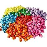 Sweet+ 結婚式 スターシャワー 紙吹雪 フラワーシャワー パーティー 誕生日 飾り カラフル 7色 (700個)
