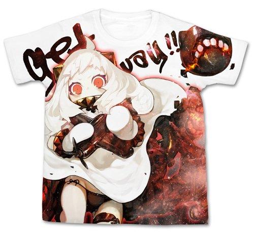 艦隊これくしょん -艦これ- 北方棲姫 フルグラフィックTシャツ ホワイト サイズ:L