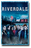Riverdaleポスター–TV Show Promo Flyer Cole Sprouse–Diner 20 inch x 13 inch