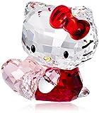 [スワロフスキー] SWAROVSKI Hello Kitty Lucky Charm サンリオ ハローキティー(ラッキーチャーム) クローバー 置物【並行輸入品】 5135886