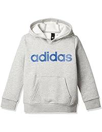 (アディダス) adidas トレーニングウェア ESS リニアロゴ スウェットパーカー (裏起毛) DUC03 [ボーイズ]