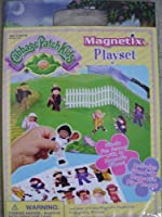 Cabbage Patch Kids Magnetic Playset