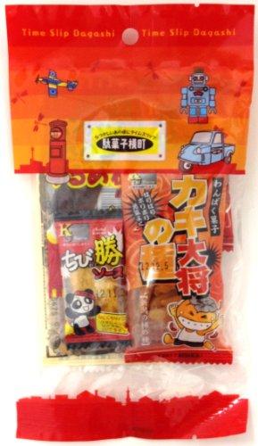 ケイ・エスカンパニィー 駄菓子横町 珍味6種詰め合わせ 6袋×12袋