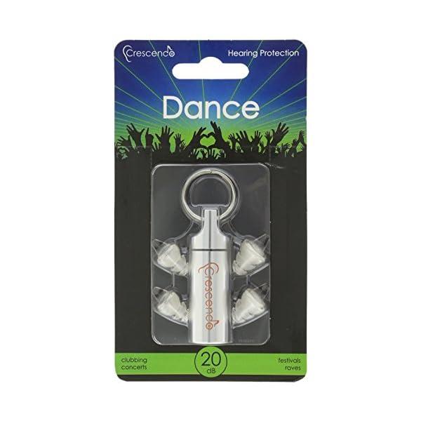 CRESCENDO 耳栓 ダンス・ミュージック ...の商品画像