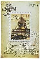 (Paris) - Fresh Scents Original Scented Sachet by Willowbrook Company, 4 Packs (Paris)