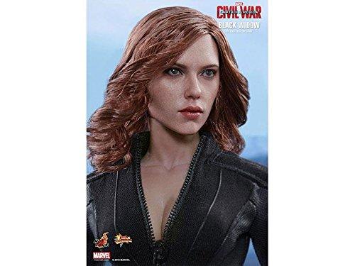 Captain America: Civil War 1/6 Scale Movie Masterpiece - Black Widow Figure Captain America: Civil War Figures [병행수입품]-