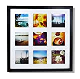 Golden State Art Smartphone Instagram Frame Collection 16x16-inch Square ...