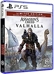 Assassins Creed Valhalla Limited Edition - PS5 - Limited Edition