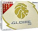 TAYLOR MADE(テーラーメイド) ゴルフボール GLOIRE DS 1ダース(12個入り) ホワイト B1321401