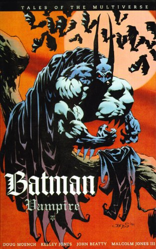 Download Batman Tales of the Multiverse: Batman-vampire 1435210018