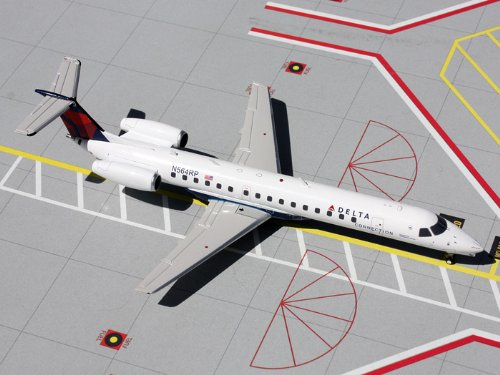 1: 200 ジェミニジェット Delta Air Lines ERJ-145 Connection (並行輸入)