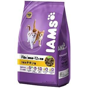 アイムス (IAMS) 仔猫用 離乳期~12カ月年齢 うまみチキン味 3kg