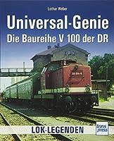 Universal-Genie: Die Baureihe V 100 der DR