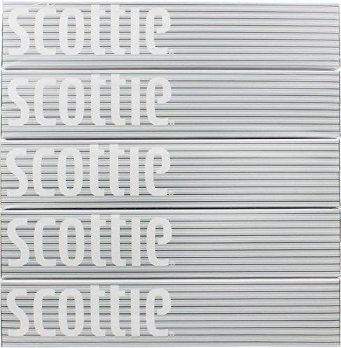 日本製紙クレシア スコッティティシュー 400枚 (200組) 5箱パック