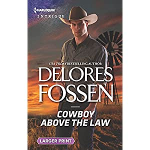 Cowboy Above the Law (Harlequin Intrigue: The Lawmen of McCall Canyon)