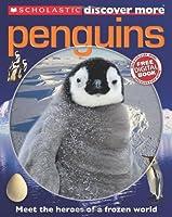 Scholastic Discover More: Penguins by Penelope Arlon(2012-01-01)