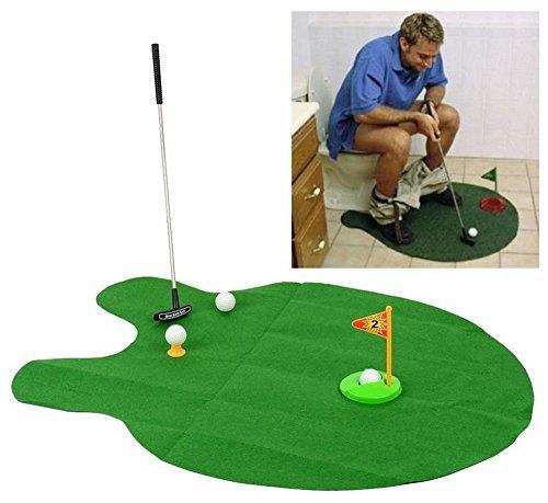 【 ゴルフ好き には もってこいの プレゼント 】 トイレ ...
