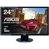 ASUS ゲーミングモニター24型 フルHDディスプレイ (応答速度1ms / HDMI,DVI,D-sub/スピーカー…