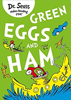 Green Eggs and Ham (Dr. Seuss) by [Seuss, Dr.]