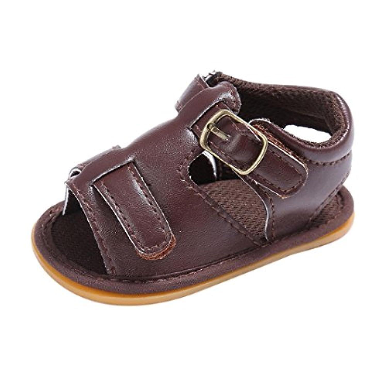 Kukiwa学步靴 サンダル 幼児の靴 柔らかい幼児靴 ベビー靴  赤ちゃん靴 滑め防ぐ靴 室内履き シューズ女の子  ホームシューズ  履き脱ぎやすい プレゼント 出産の祝い