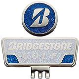 BRIDGESTONE(ブリヂストン) キャップマーカー GAG401 WB(白/青)
