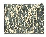 柔らかく、暖かい迷彩フリース毛布 カラー: レッド