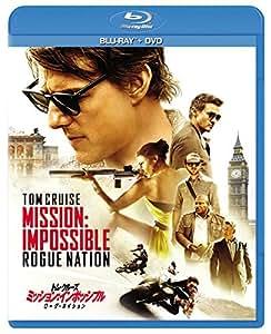 【Amazon.co.jp限定】ミッション:インポッシブル/ローグ・ネイション ブルーレイ+DVDセット(2枚組)(キャラクターカードセット付) [Blu-ray]