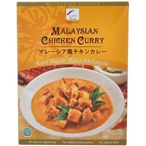 マレーシア風チキンカレー 180g