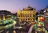 450スモールピース パズルの達人パリのセーヌ河岸VIII ガルニエ宮 フランス (26x38cm)