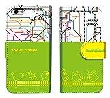 青春鉄道 ダイアリースマホケース for iPhone6/6s