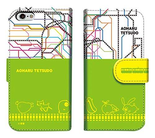 青春鉄道 ダイアリースマホケース for iPhone6/6sの詳細を見る