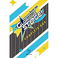 THE IDOLM@STER SideM 3rdLIVE TOUR ~GLORIOUS ST@GE!~ LIVE Blu-ray Side MAKUHARI Complete Box 初回生産限定版+全巻収納BOX アニメ