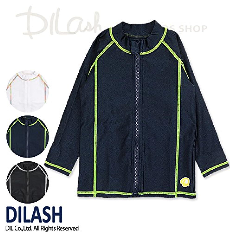 (ディラッシュ) DILASH長袖ラッシュガード/夏 80 ネイビー