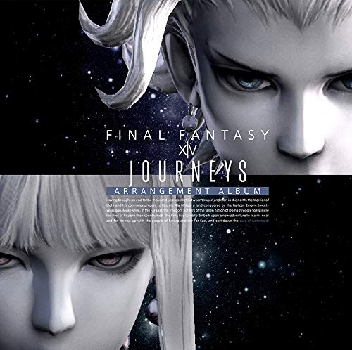 Journeys: FINAL FANTASY XIV Arrangement Album【映像付サントラ/Blu-ray Disc Music】(特典なし) - ゲーム ミュージック