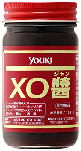 ユウキ XO醤 120g