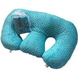 Twin Z Pillow + 1 Teal Cover + Free Travel Bag