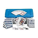 ETA hand2mind標準インデックスPlaying Cards withストレージトート(30パック)
