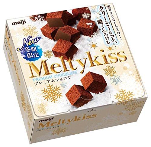 明治 メルティーキッスプレミアムショコラ 60g×5箱