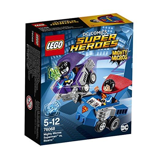 [해외] 레고(LEGO)슈퍼히어로즈 마이 T 마이크로 포스:슈퍼맨 VS 비자 러 76068-76068 (2017-02-03)