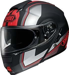 ショウエイ(SHOEI) バイクヘルメット システムNEOTEC(ネオテック) IMMINENT(イミネント) TC-1 レッド/ブラック M