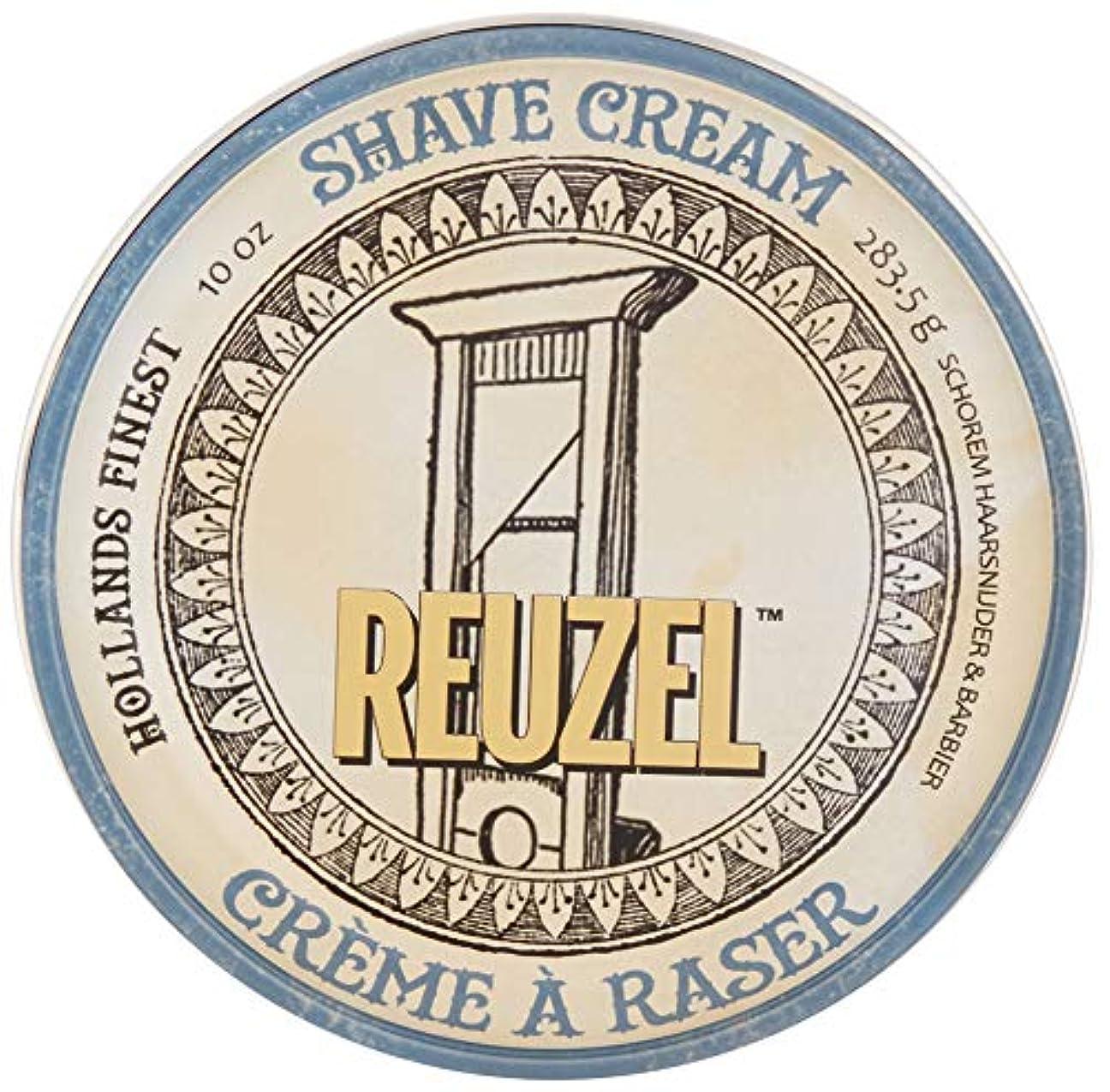 満了紀元前従事したReuzel Shave Cream 283.5g/10oz並行輸入品